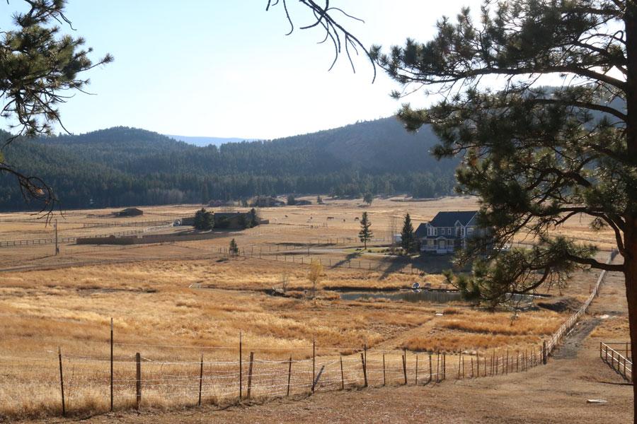 hangen ranch - evergreen colorado